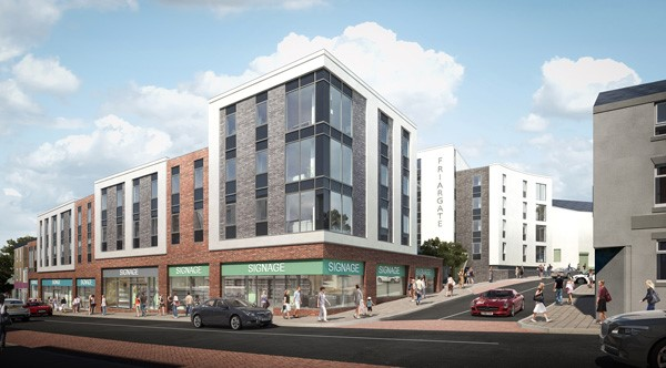 LDG CONTRACTS complete Preston's 'State of the Art' Luxurious Student Accommodation.